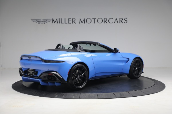 New 2021 Aston Martin Vantage Roadster for sale $186,386 at Bentley Greenwich in Greenwich CT 06830 6