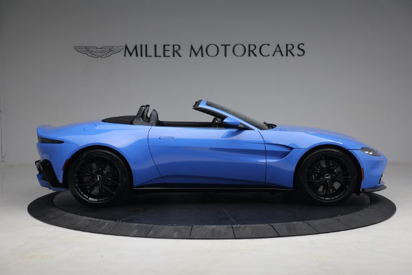 New 2021 Aston Martin Vantage Roadster for sale $186,386 at Bentley Greenwich in Greenwich CT 06830 7