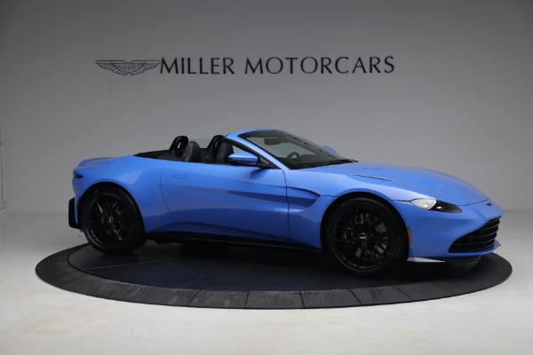 New 2021 Aston Martin Vantage Roadster for sale $186,386 at Bentley Greenwich in Greenwich CT 06830 8