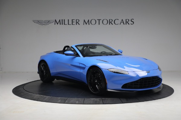 New 2021 Aston Martin Vantage Roadster for sale $186,386 at Bentley Greenwich in Greenwich CT 06830 9