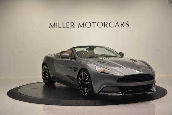 New 2016 Aston Martin Vanquish Volante for sale Sold at Bentley Greenwich in Greenwich CT 06830 11