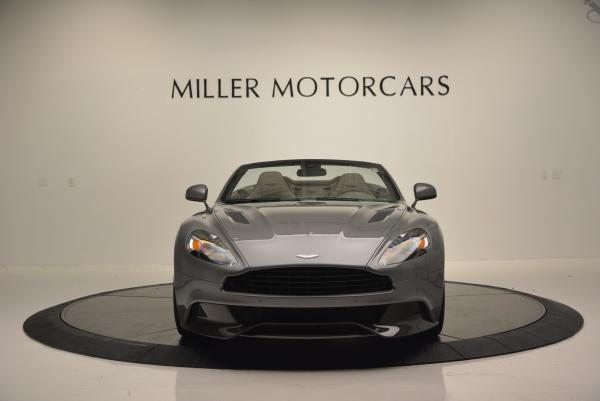 New 2016 Aston Martin Vanquish Volante for sale Sold at Bentley Greenwich in Greenwich CT 06830 12