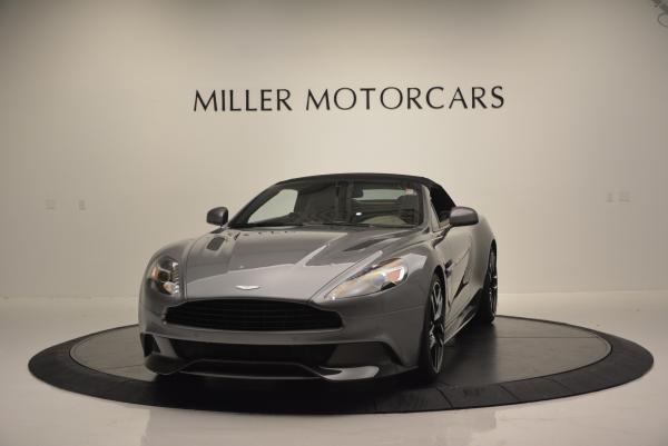 New 2016 Aston Martin Vanquish Volante for sale Sold at Bentley Greenwich in Greenwich CT 06830 14
