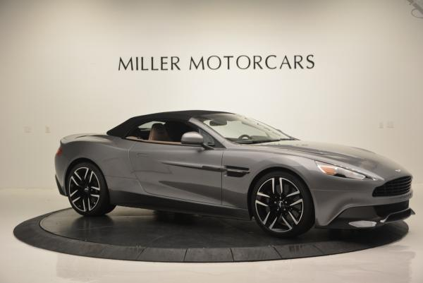 New 2016 Aston Martin Vanquish Volante for sale Sold at Bentley Greenwich in Greenwich CT 06830 18