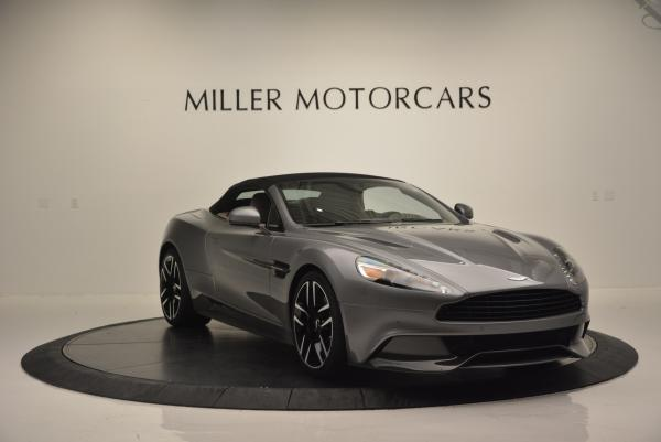 New 2016 Aston Martin Vanquish Volante for sale Sold at Bentley Greenwich in Greenwich CT 06830 19