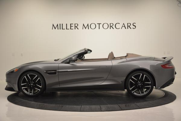 New 2016 Aston Martin Vanquish Volante for sale Sold at Bentley Greenwich in Greenwich CT 06830 3