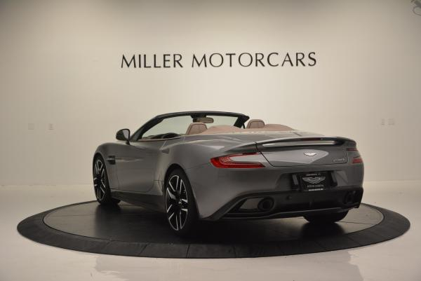New 2016 Aston Martin Vanquish Volante for sale Sold at Bentley Greenwich in Greenwich CT 06830 5