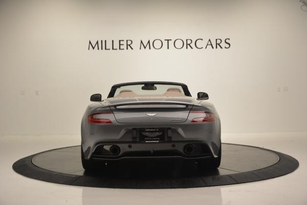New 2016 Aston Martin Vanquish Volante for sale Sold at Bentley Greenwich in Greenwich CT 06830 6