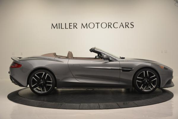 New 2016 Aston Martin Vanquish Volante for sale Sold at Bentley Greenwich in Greenwich CT 06830 9