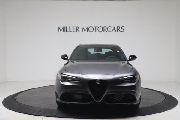 New 2022 Alfa Romeo Giulia Veloce for sale $52,845 at Bentley Greenwich in Greenwich CT 06830 12