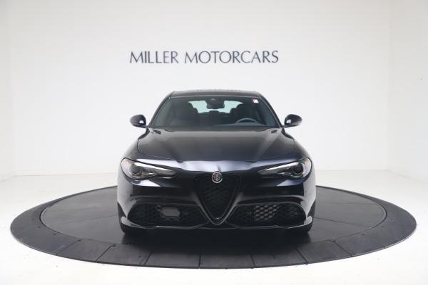 New 2022 Alfa Romeo Giulia Veloce for sale $52,045 at Bentley Greenwich in Greenwich CT 06830 12