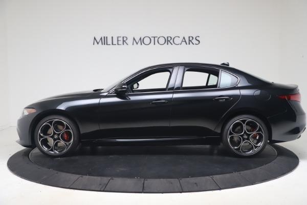 New 2022 Alfa Romeo Giulia Veloce for sale $52,045 at Bentley Greenwich in Greenwich CT 06830 3