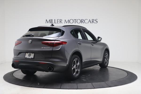 New 2022 Alfa Romeo Stelvio Sprint for sale $52,305 at Bentley Greenwich in Greenwich CT 06830 7