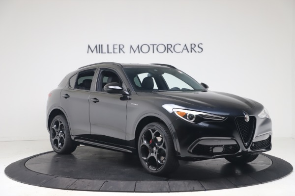 New 2022 Alfa Romeo Stelvio Veloce for sale Sold at Bentley Greenwich in Greenwich CT 06830 11