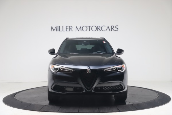 New 2022 Alfa Romeo Stelvio Veloce for sale Sold at Bentley Greenwich in Greenwich CT 06830 12