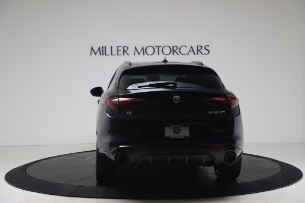 New 2022 Alfa Romeo Stelvio Veloce for sale Sold at Bentley Greenwich in Greenwich CT 06830 6