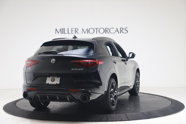 New 2022 Alfa Romeo Stelvio Veloce for sale Sold at Bentley Greenwich in Greenwich CT 06830 7