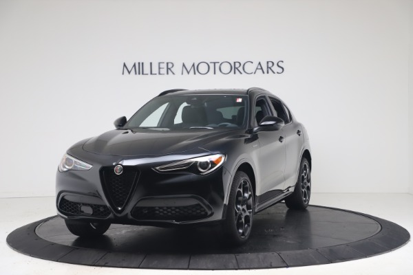 New 2022 Alfa Romeo Stelvio Veloce for sale Sold at Bentley Greenwich in Greenwich CT 06830 1
