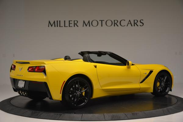 Used 2014 Chevrolet Corvette Stingray Z51 for sale Sold at Bentley Greenwich in Greenwich CT 06830 9