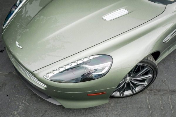 Used 2015 Aston Martin DB9 Volante for sale $119,990 at Bentley Greenwich in Greenwich CT 06830 4