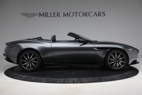 New 2021 Aston Martin DB11 Volante for sale $260,286 at Bentley Greenwich in Greenwich CT 06830 10