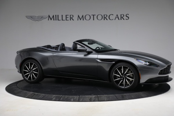 New 2021 Aston Martin DB11 Volante for sale $260,286 at Bentley Greenwich in Greenwich CT 06830 11