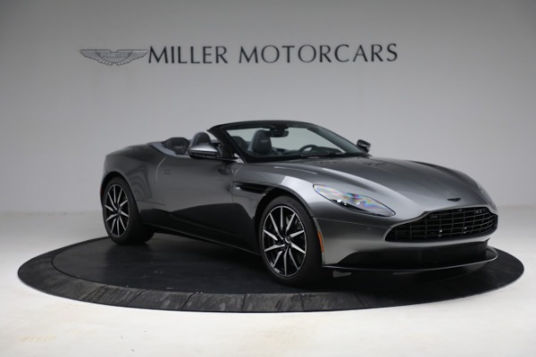 New 2021 Aston Martin DB11 Volante for sale $260,286 at Bentley Greenwich in Greenwich CT 06830 12