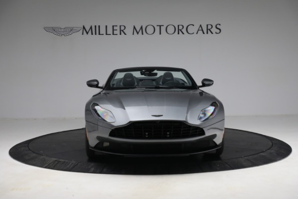 New 2021 Aston Martin DB11 Volante for sale $260,286 at Bentley Greenwich in Greenwich CT 06830 13