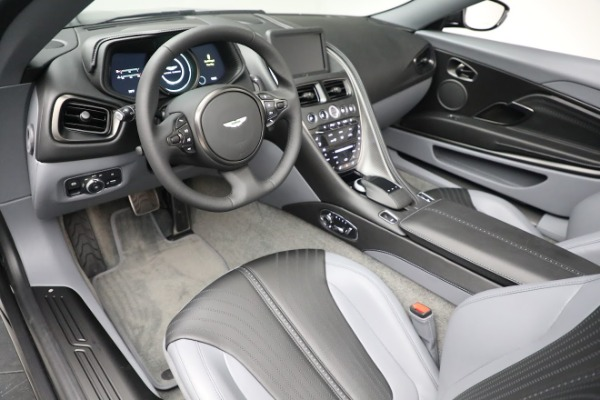 New 2021 Aston Martin DB11 Volante for sale $260,286 at Bentley Greenwich in Greenwich CT 06830 14