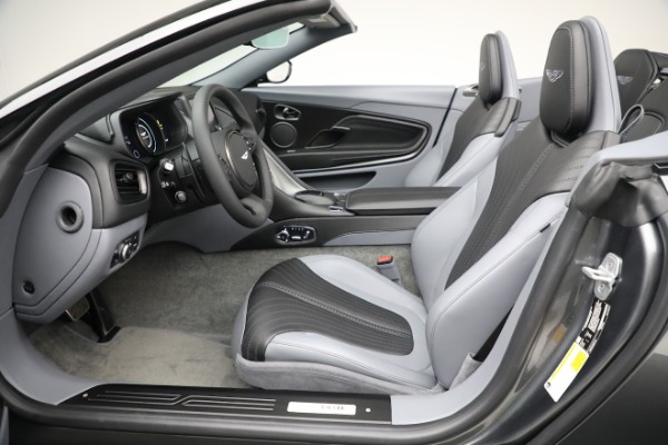 New 2021 Aston Martin DB11 Volante for sale $260,286 at Bentley Greenwich in Greenwich CT 06830 15