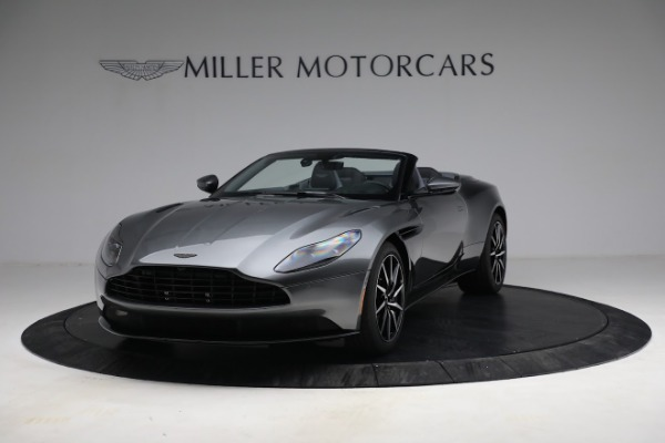 New 2021 Aston Martin DB11 Volante for sale $260,286 at Bentley Greenwich in Greenwich CT 06830 2