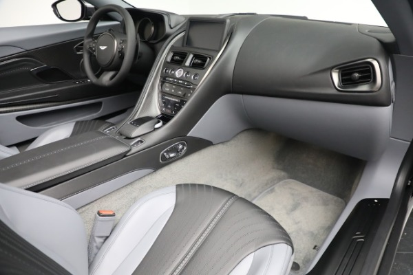New 2021 Aston Martin DB11 Volante for sale $260,286 at Bentley Greenwich in Greenwich CT 06830 20