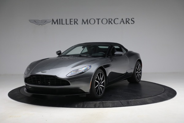 New 2021 Aston Martin DB11 Volante for sale $260,286 at Bentley Greenwich in Greenwich CT 06830 23