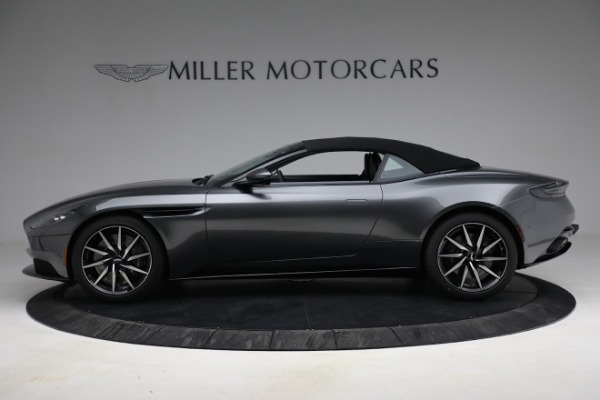 New 2021 Aston Martin DB11 Volante for sale $260,286 at Bentley Greenwich in Greenwich CT 06830 24