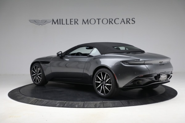 New 2021 Aston Martin DB11 Volante for sale $260,286 at Bentley Greenwich in Greenwich CT 06830 25