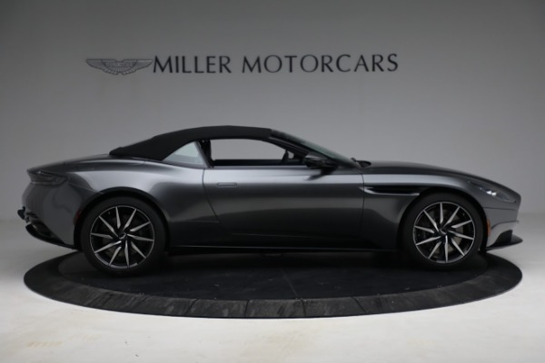 New 2021 Aston Martin DB11 Volante for sale $260,286 at Bentley Greenwich in Greenwich CT 06830 27