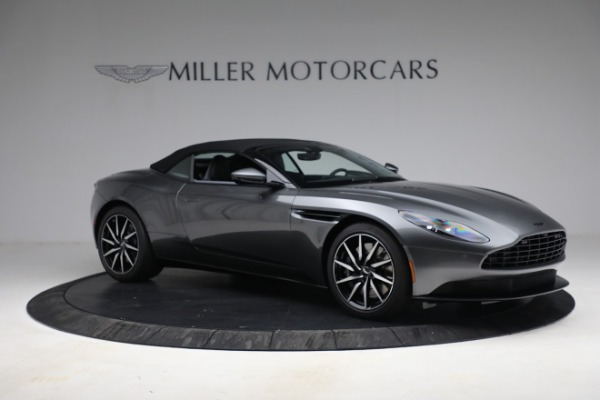 New 2021 Aston Martin DB11 Volante for sale $260,286 at Bentley Greenwich in Greenwich CT 06830 28