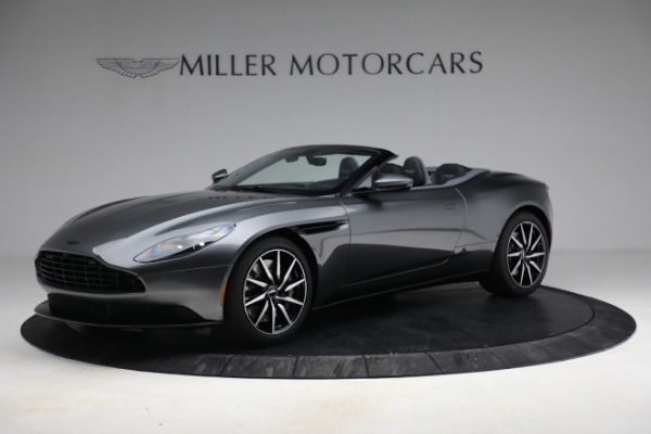 New 2021 Aston Martin DB11 Volante for sale $260,286 at Bentley Greenwich in Greenwich CT 06830 3