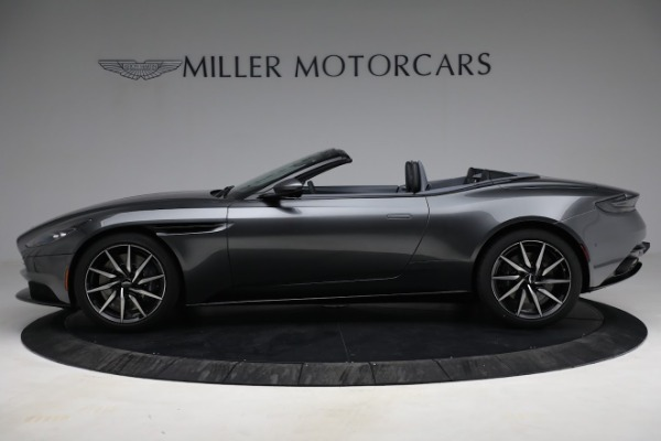 New 2021 Aston Martin DB11 Volante for sale $260,286 at Bentley Greenwich in Greenwich CT 06830 4