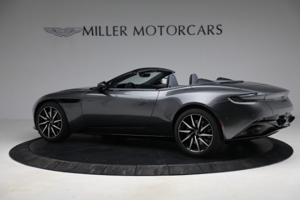 New 2021 Aston Martin DB11 Volante for sale $260,286 at Bentley Greenwich in Greenwich CT 06830 5