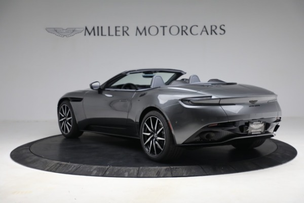 New 2021 Aston Martin DB11 Volante for sale $260,286 at Bentley Greenwich in Greenwich CT 06830 6