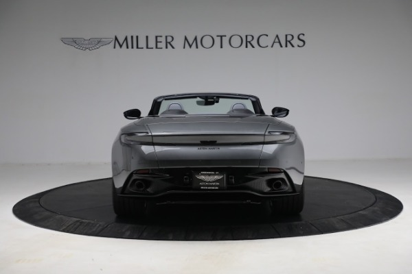 New 2021 Aston Martin DB11 Volante for sale $260,286 at Bentley Greenwich in Greenwich CT 06830 7