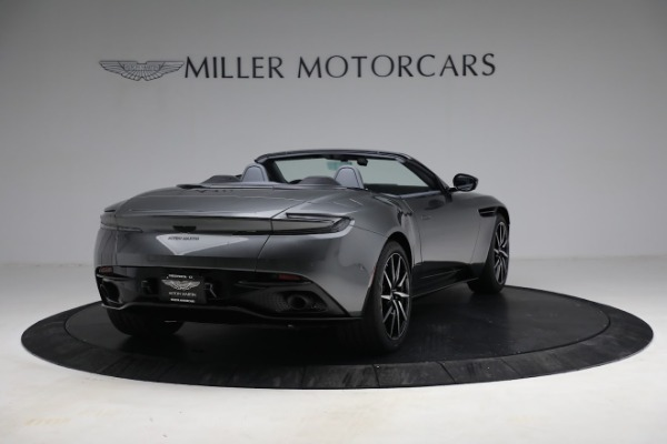 New 2021 Aston Martin DB11 Volante for sale $260,286 at Bentley Greenwich in Greenwich CT 06830 8