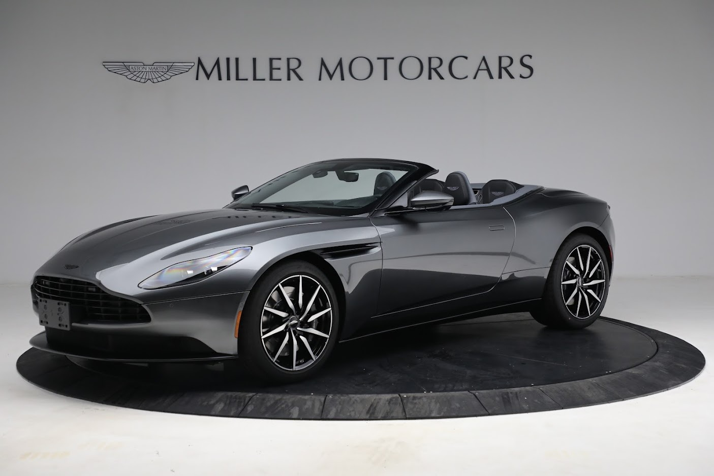 New 2021 Aston Martin DB11 Volante for sale $260,286 at Bentley Greenwich in Greenwich CT 06830 1