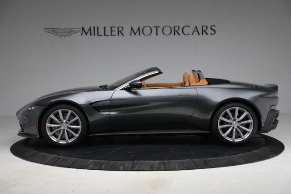 New 2021 Aston Martin Vantage Roadster for sale $174,586 at Bentley Greenwich in Greenwich CT 06830 2