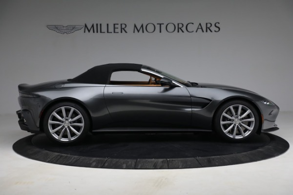 New 2021 Aston Martin Vantage Roadster for sale $174,586 at Bentley Greenwich in Greenwich CT 06830 20