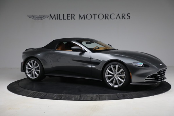 New 2021 Aston Martin Vantage Roadster for sale $174,586 at Bentley Greenwich in Greenwich CT 06830 21