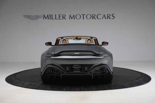 New 2021 Aston Martin Vantage Roadster for sale $174,586 at Bentley Greenwich in Greenwich CT 06830 5