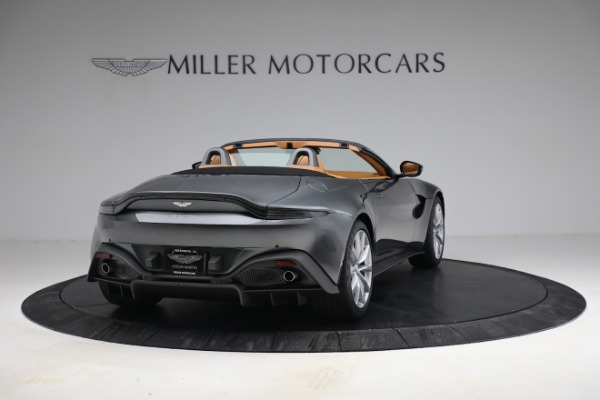 New 2021 Aston Martin Vantage Roadster for sale $174,586 at Bentley Greenwich in Greenwich CT 06830 6
