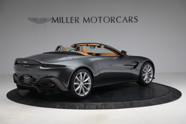 New 2021 Aston Martin Vantage Roadster for sale $174,586 at Bentley Greenwich in Greenwich CT 06830 7